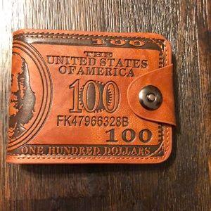 Benjamin Franklin $100 Wallet